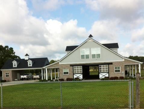 Fancy Barns And Pole Barns North Florida Fl Ga Construction